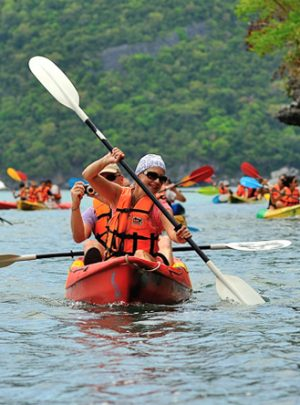 Kayaking Samui Island Tour