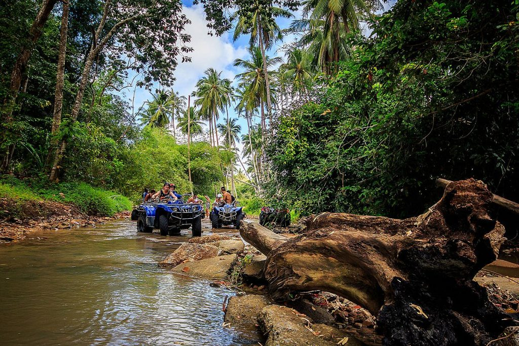 Koh Samui Quad Bike Tour