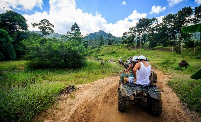 Koh Samui Quad Bike Trip
