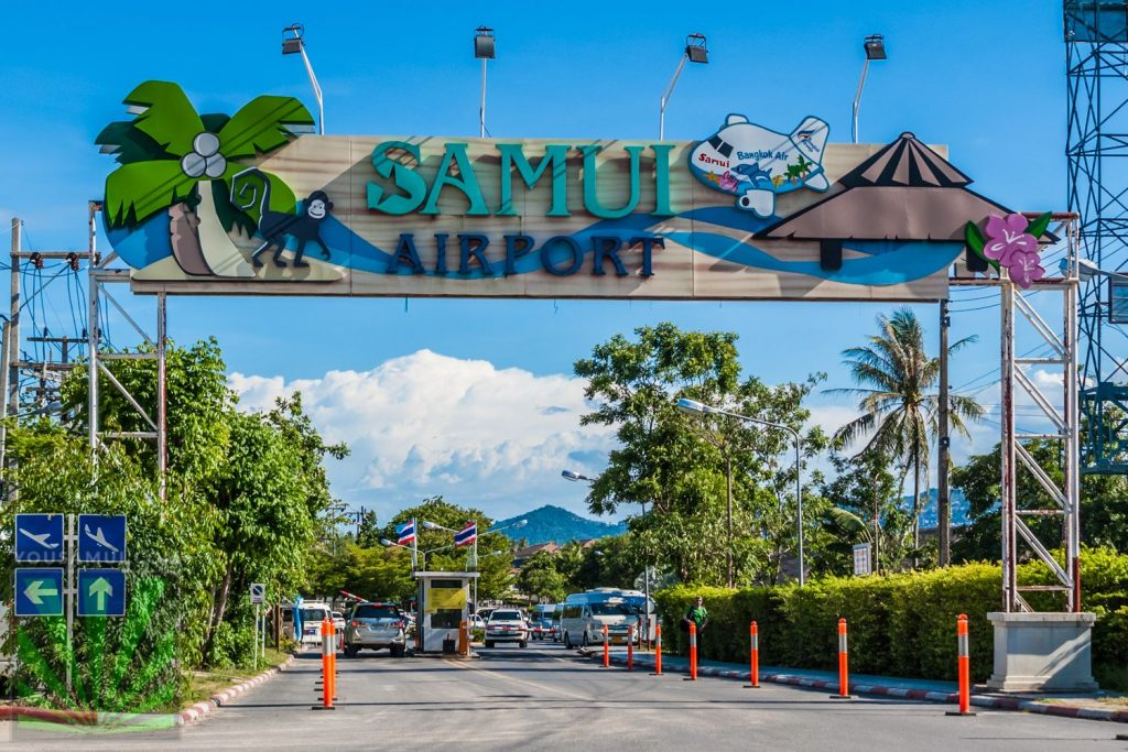 Transfer Service from Koh Samui Airport to your hotel