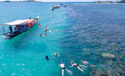 Snorkeling Trip at Koh Taen by Long Tail Boat